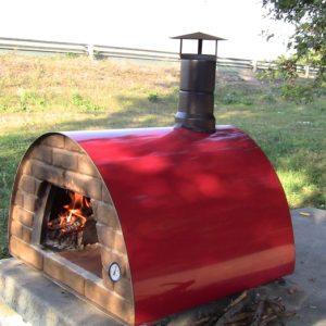 foto Horno de pizza portátil de leña MAXIMUS