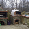 image of wood oven