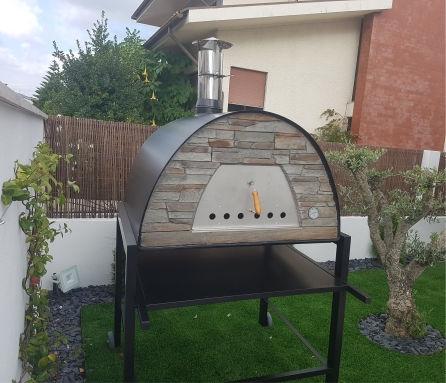 image of maximus oven prime arena black