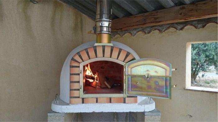 Wood Fired Pizza Oven Outdoor Lisboa