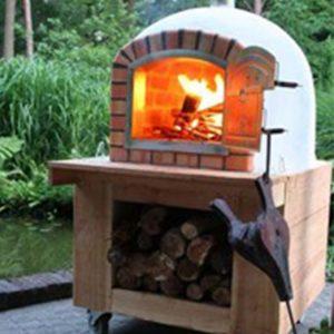 image du Four a pizza et pain - BRAGA