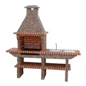 image du Barbecue Brique Refractaire