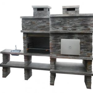 image of ast_stone_barbecue_with_wood_fired_oven
