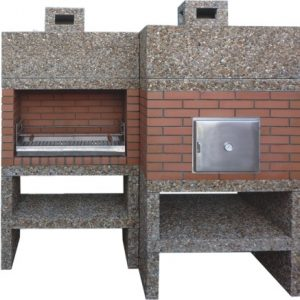image of modern_barbecue_with_oven