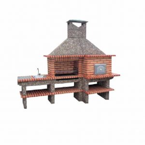 barbecue and oven