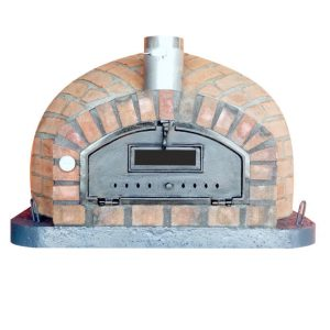 image of wood-brick-oven-rustic-pizza