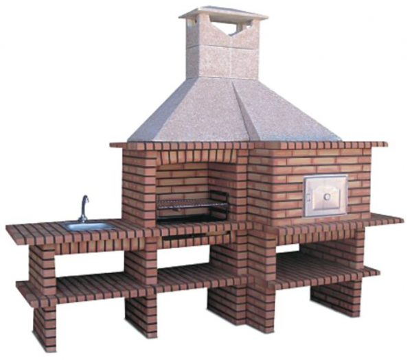 image ofwood_fired_barbecue_and_oven