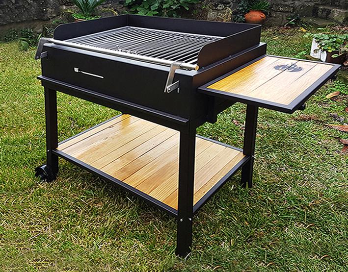 Barbecue avec Grille Pivotante